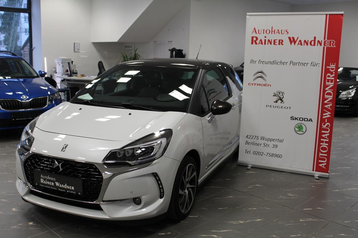 Citroën DS3 PureTech 130 Start & Stop SoChic
